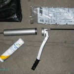 Rover Mini Xn - Abschmiervorbereitung