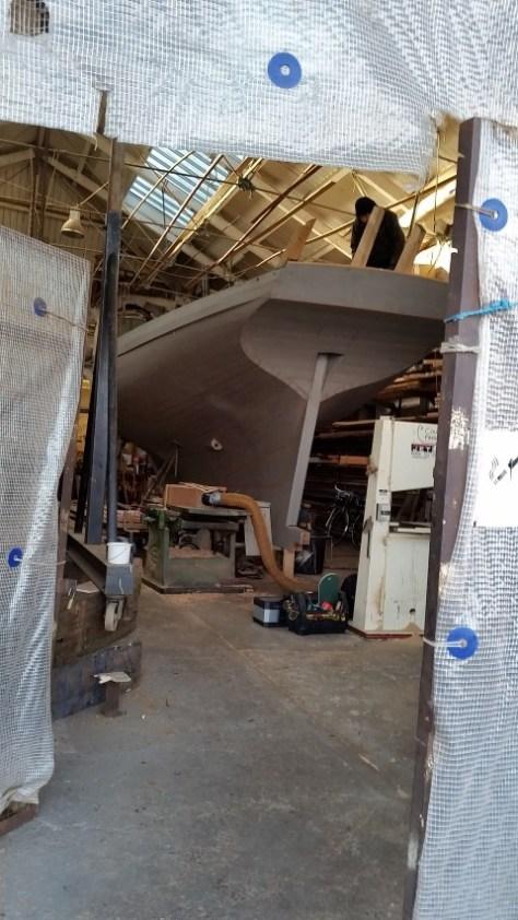 Boat Building Ahoy