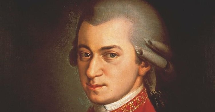 W. A. Mozart Kısa Biyografisi, Eserleri
