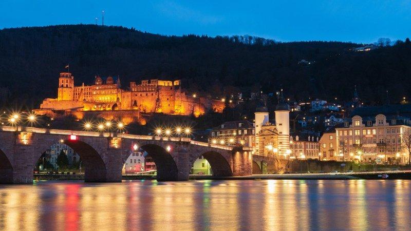 Heidelberg almanya gezilecek yerler