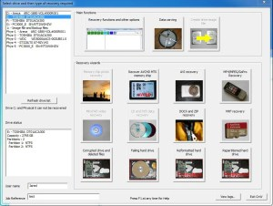 CnW Wizard Data Recovery