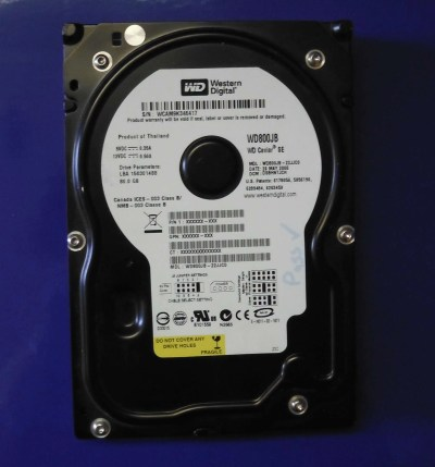 WD, WESTERN DIGITAL