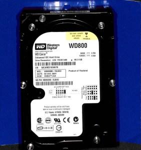 WD800BB