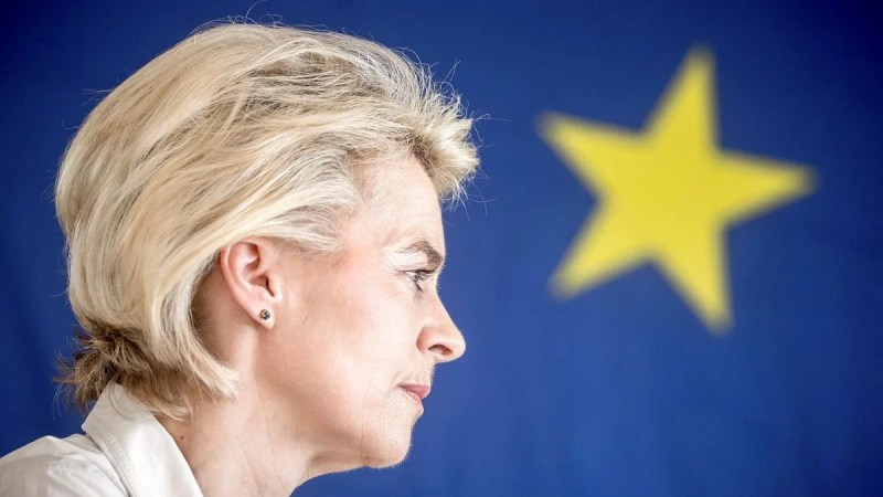 Von der Leyen, build Health Union and 37% of the Recovery Found for the Green New Deal. The Great Reset is served!