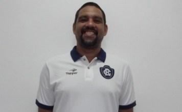 O Clube do Remo, do técnico Breno Pinheiro, deixou tudo igual na série final / Foto: Divulgação