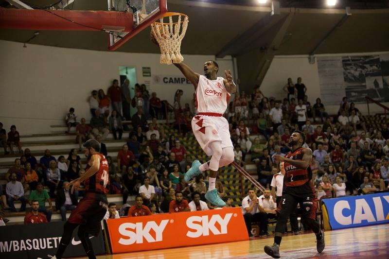 Paulistano venceu a segunda consecutiva e voltou a subir na tabela / Foto: Willian Oliveira/Divulgação