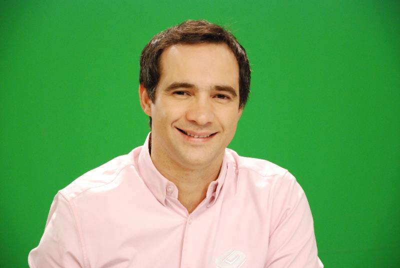 Celso Cardoso será um dos narradores da TV Gazeta / Foto: Divulgação