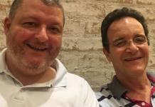 Frederico Batalha e Marcel de Souza/ Foto: Kiko Ross-DataBasket