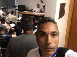 O coordenador Júlio Malfi esteve presente aos encontros promovidos pela FPB / Foto: Divulgação/ASE
