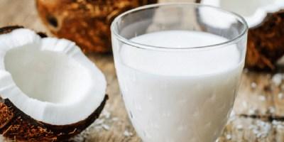 manfaat santan kelapa untuk rambut