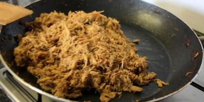 cara membuat abon daging ayam