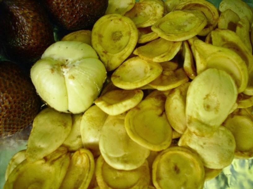 cara membuat keripik buah salak