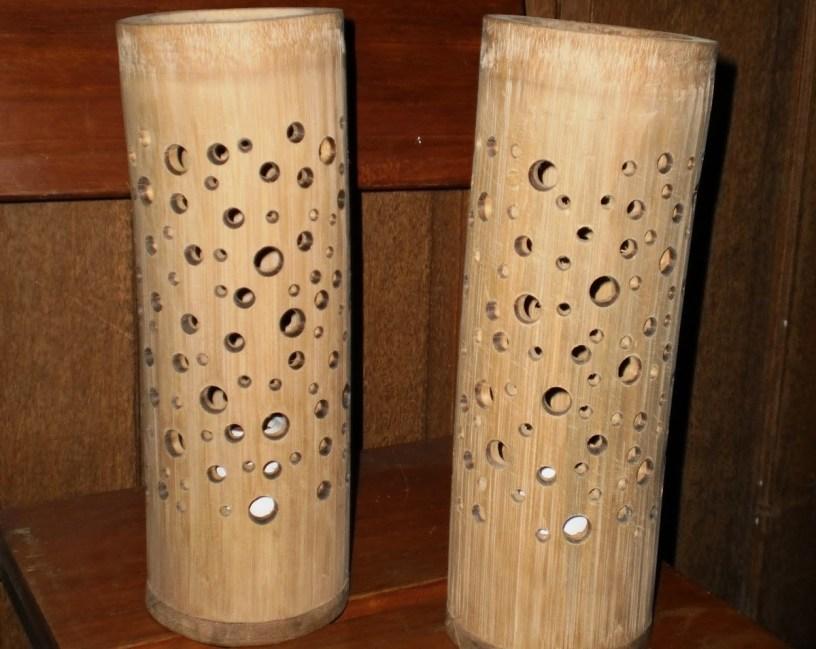 cara-membuat-kerajinan-lampu-hias-dari-bambu