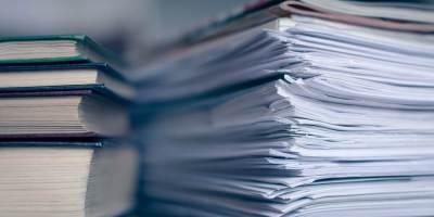 cara menyimpan dokumen pribadi di brankas