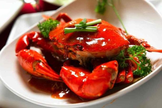 resep kepiting pedas