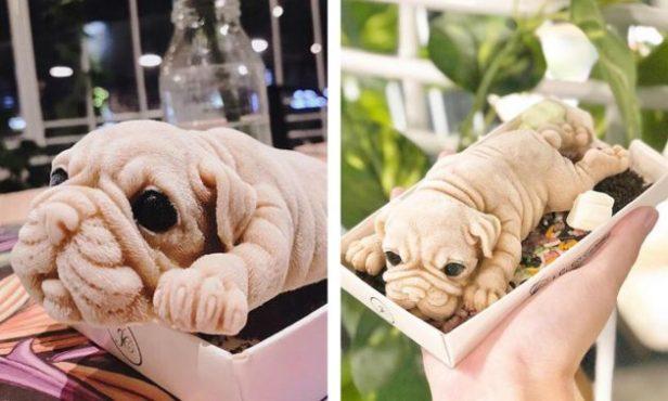 es krim anjing