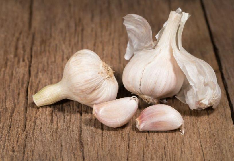 khasiat bawang putih kukus