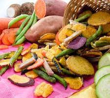 cara membuat kerupuk sayur