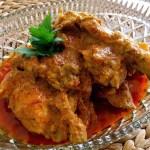 resep rendang ayam padang sederhana