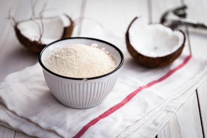 cara membuat tepung keto sendiri