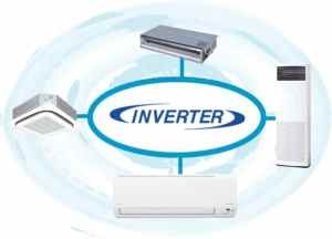 jenis AC Inverter