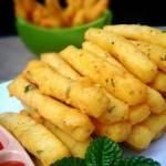 cara membuat kentang keju