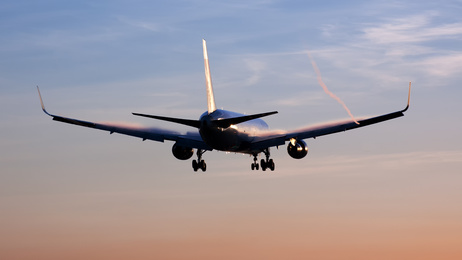 Airline data breach