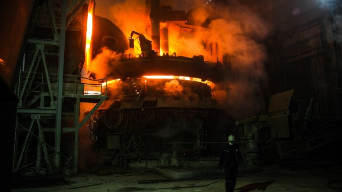 Hackers caused massive damage taking over an industrial foundry's blast service.
