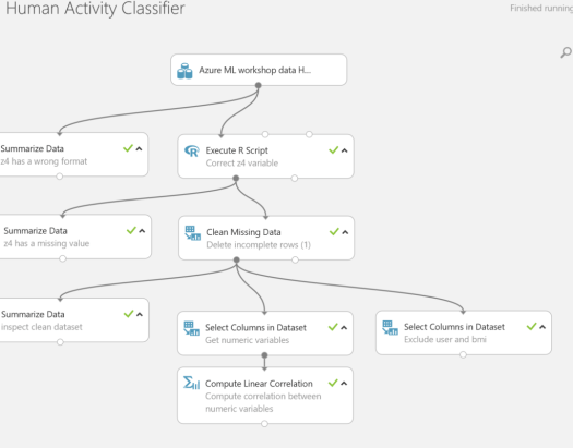 Human Activity Classifier - DataChangers Inspiration - remove user and bmi