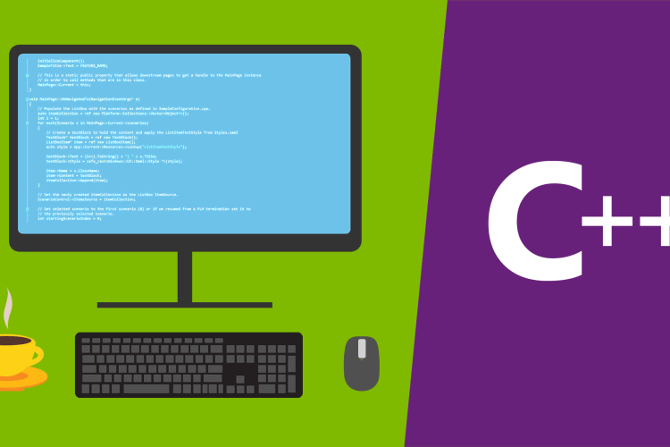 Introduction to C++ Microsoft Professional Program