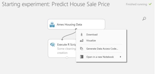 Predict House Sale Price - inspect data