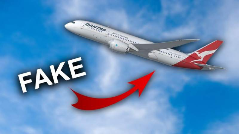 FAKE NEWS : Non, Qantas n'a battu aucun record historique en 787