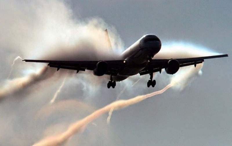 Pourquoi y a-t-il parfois du brouillard sur les ailes d'avions ?