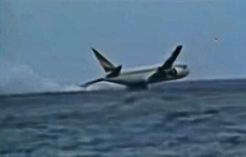 Il y a 23 ans, un Boeing 767 s'écrasait après avoir été détourné