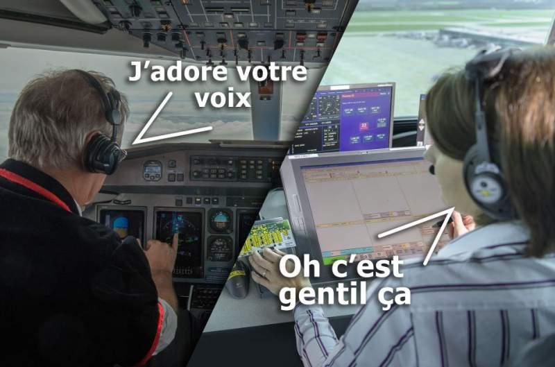 Top 7 des pilotes préférés des contrôleurs aériens