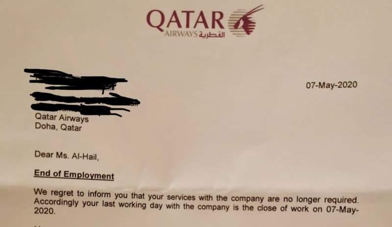 Non, Qatar Airways n'a pas viré une pilote à cause du Covid-19