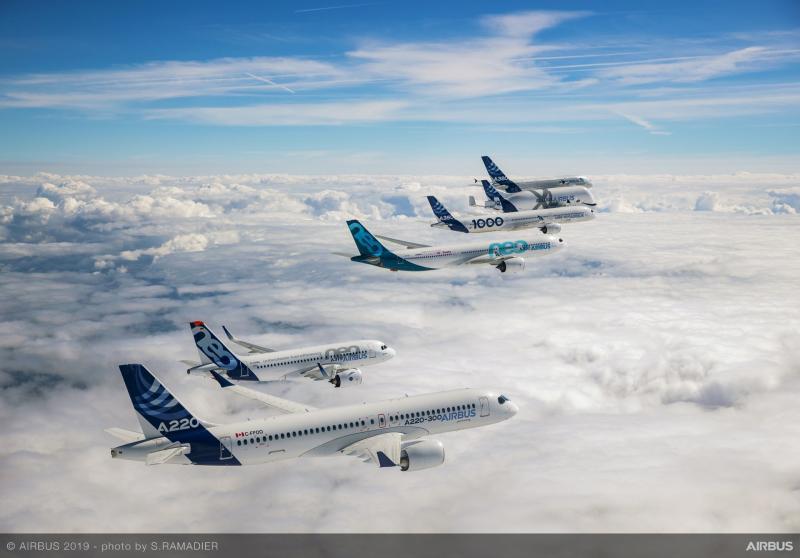 Airbus choisit Orolia pour ses nouvelles balises de détresse