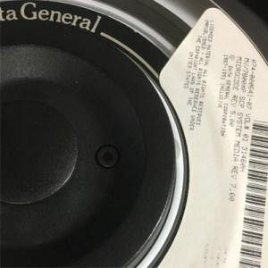 Data General Tape