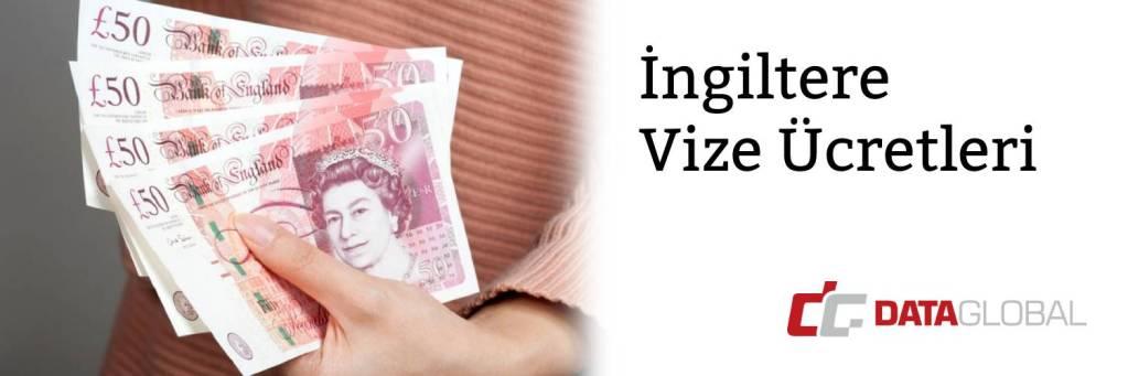 İngiltere Vize Fiyatları 2021