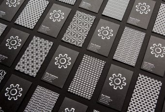 Function Engineering Identity Suite by Sagmeister & Walsh