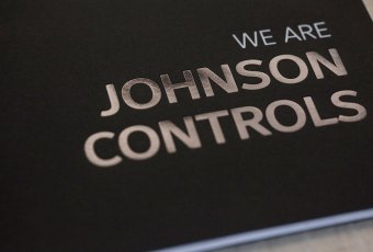Johnson Controls: International Brand Book