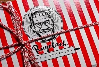Lee Lee's Rugelach Packaging