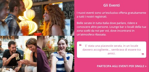 Meetic e Zooks dating online app per incontri