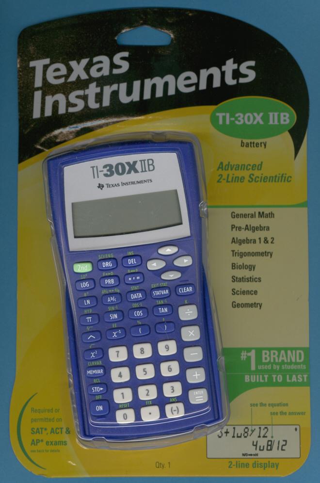 Texas Instruments Ti 30x Iis User Guide