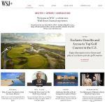 Wall Street Journal & Membership