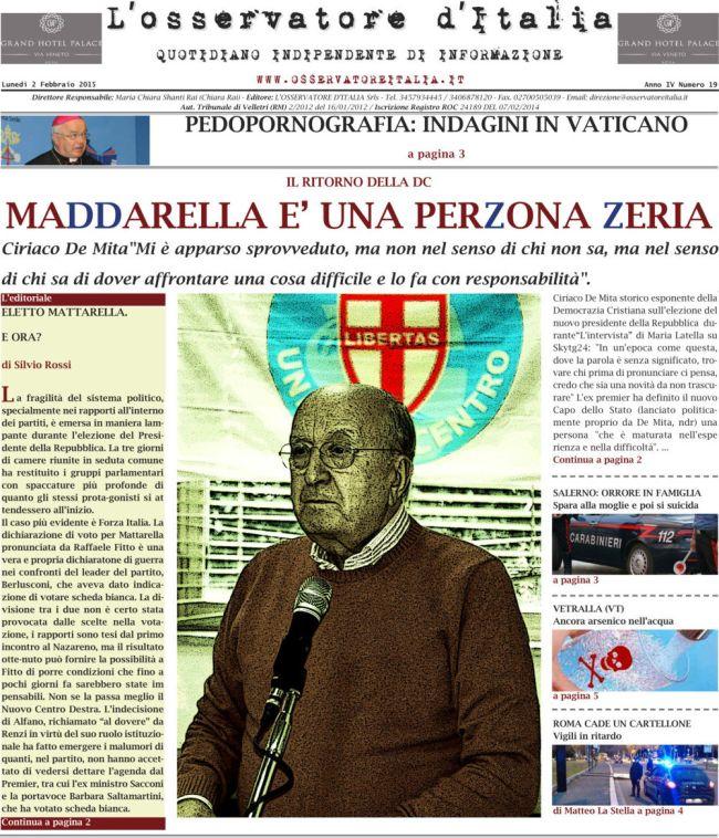 OsservatoreItaliaI