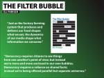 Il mondo visto dal News Feed: viviamo in una bolla?