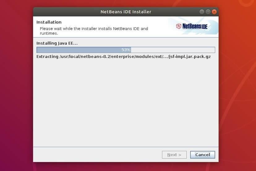 How to Install NetBeans IDE on Ubuntu 18 04 - DataMounts