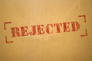 English: Logo of the band Rejected Español: Lo...