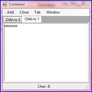 Quick tips to create Tabbed forms in Ms Access - Data